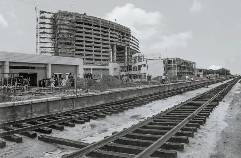 """北海高铁开通五周年!摁下""""快进键""""的不止火车站"""